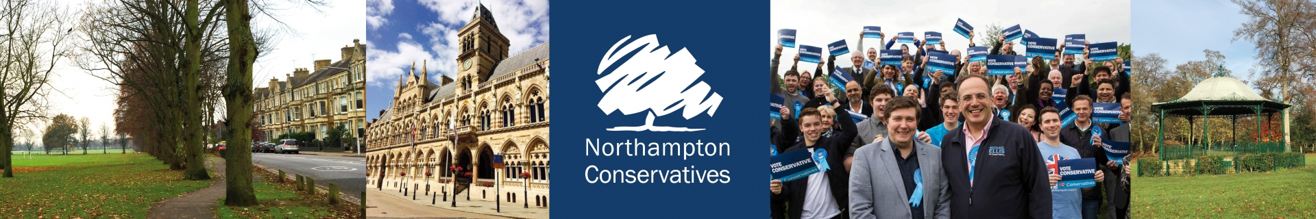 Banner image for Northampton